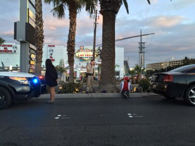 Las Vegas arrest