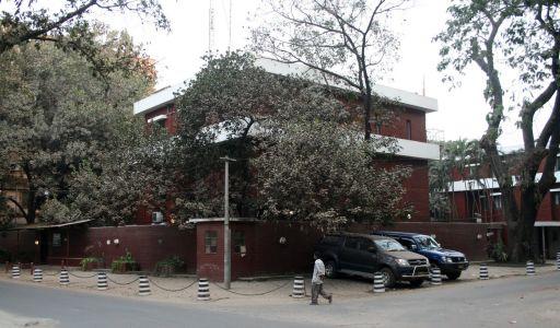Sveriges ambassad i Dhaka.