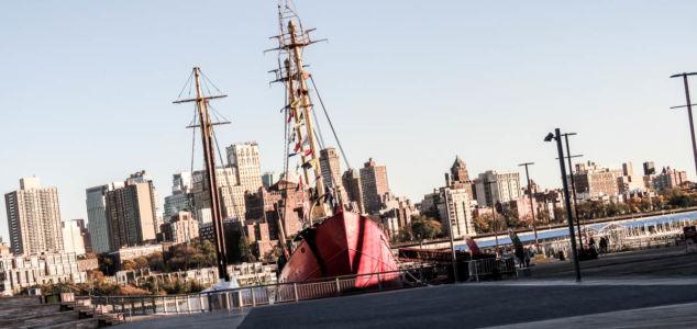 Old Seaport III