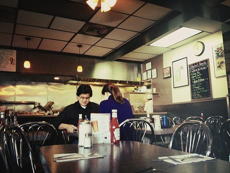 Dinern Hector's Café & Diner i Meatpacking