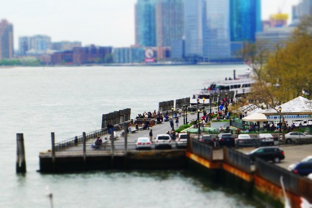 Battery Park.