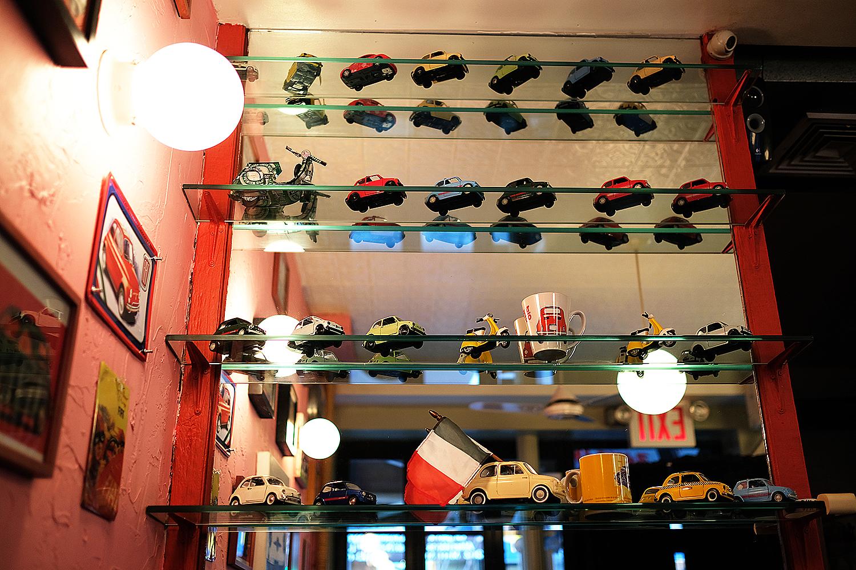 Fiat Cafe Nyc