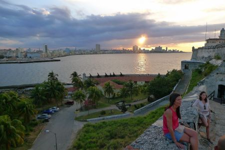 Cuba-Havana-bay