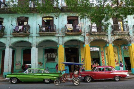Cuba-Havana-street