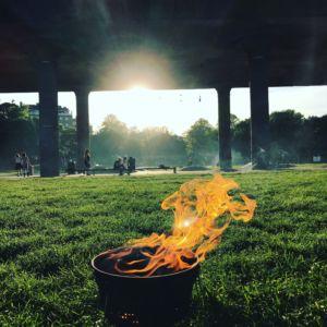 Rålambshovsparken maj 2018