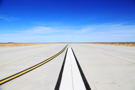 Spaceport America, New Mexico