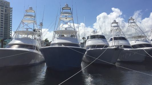 Ft Lauderdale Int'n Boat Show, Florida