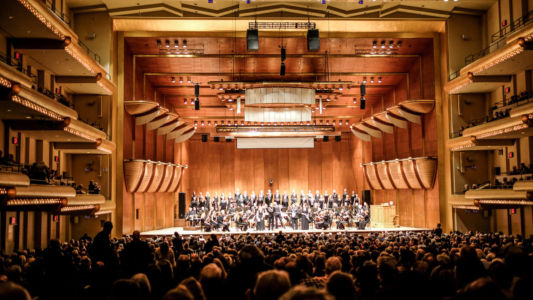 Beethoven i Lincoln Center