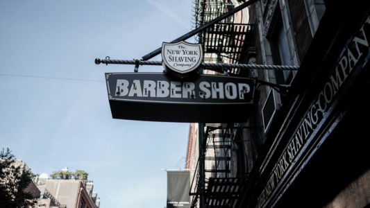 NYC Barber Shop II