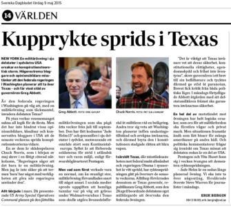 Texaskupp-artikel-svd