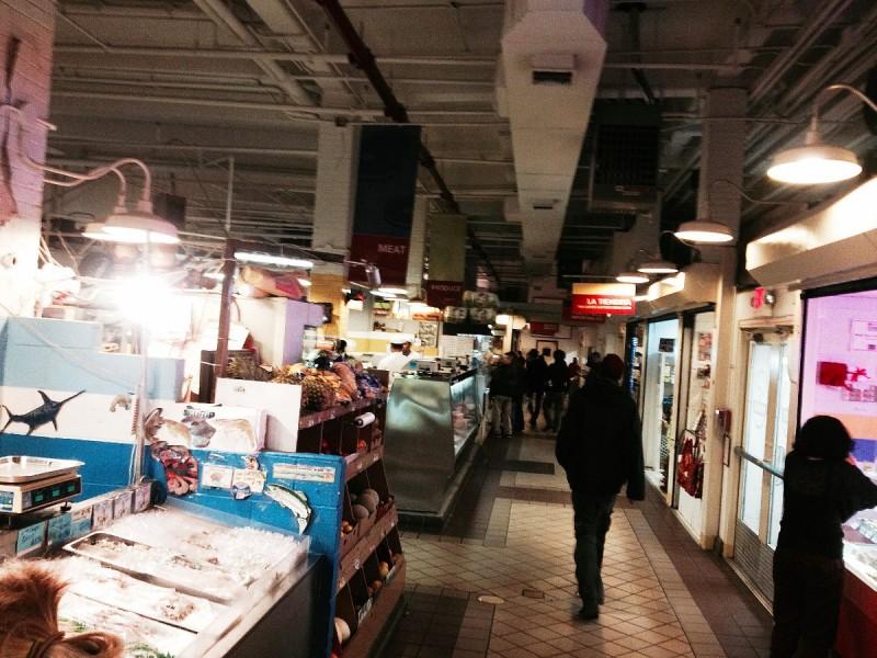 Essex Street Market.