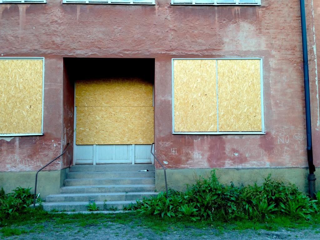 Beckomberga mentalsjukhus. Foto: erik Bergin