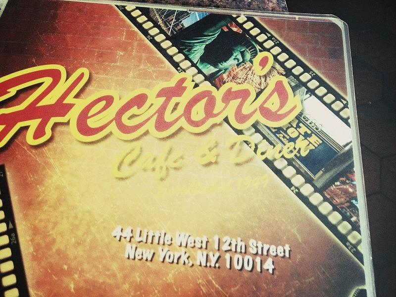 Hector's meny.