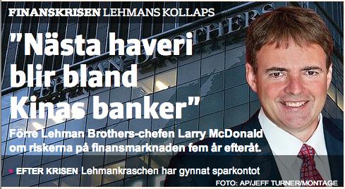 Morgontoppen åp SvD Näringsliv fredagen den 13 september 2013.