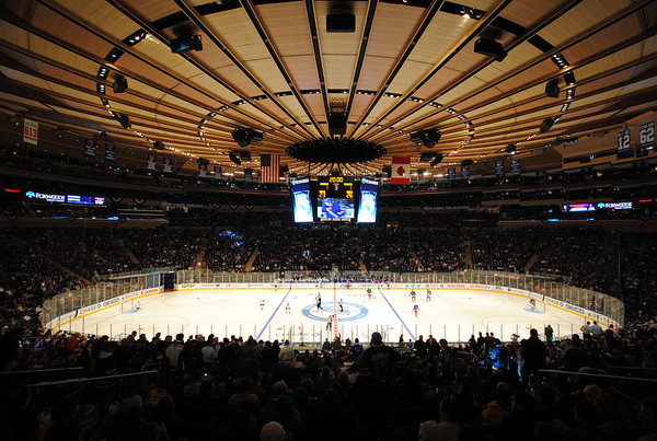 Madison Square Garden Transformation Stage 1