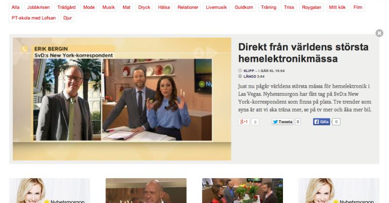 TV4-inslaget från i onsdags.
