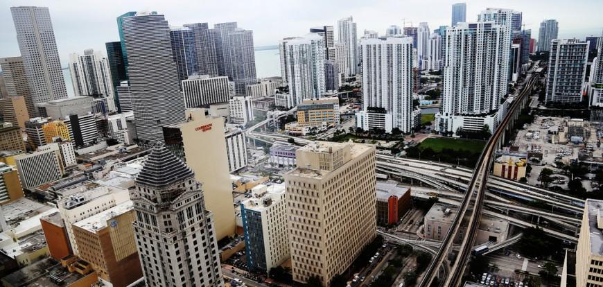 Centrala Miami, Florida. Foto: Erik Bergin