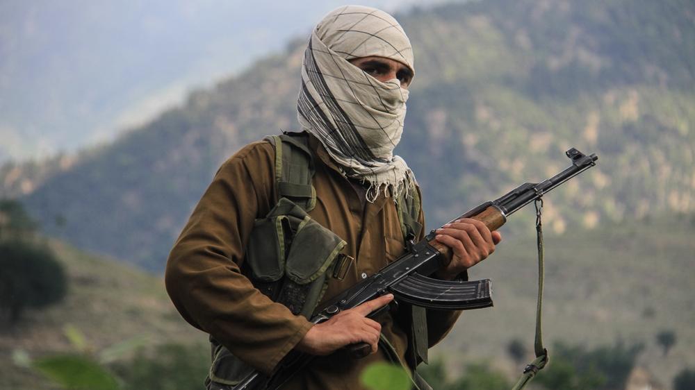 Talibanerna okar i afghanistan