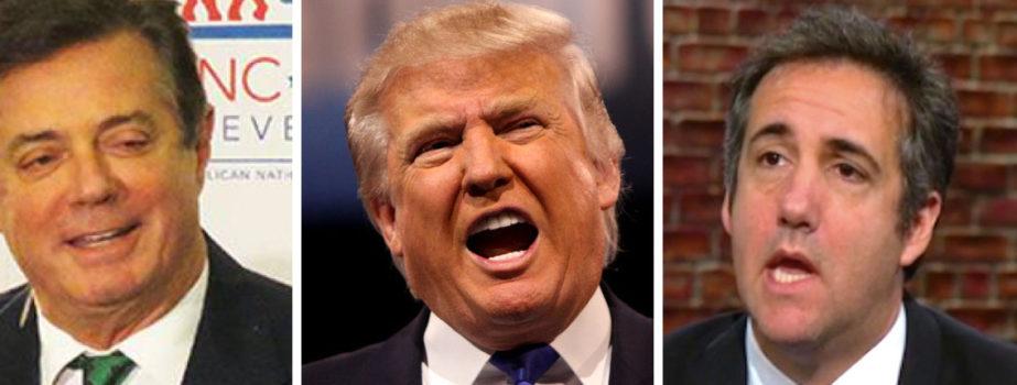 Manafort-Donald-Trump-Michael-Cohen